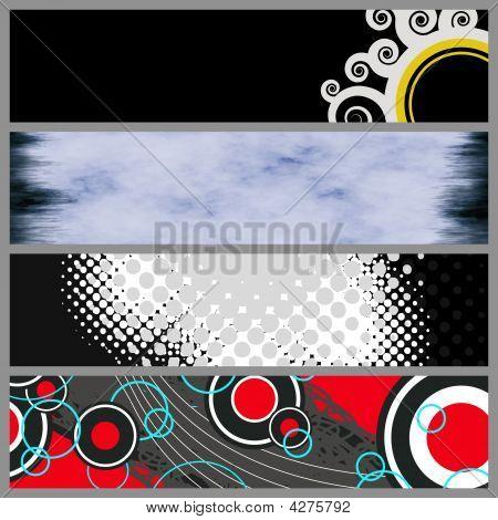 Modern Banner Templates