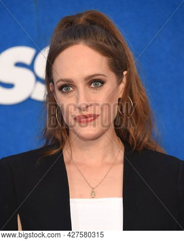 LOS ANGELES - JUL 15: Carly Chaikin arrives for the Ted Lasso Season 2 Premiere on July 15, 2021 in West Hollywood, CA