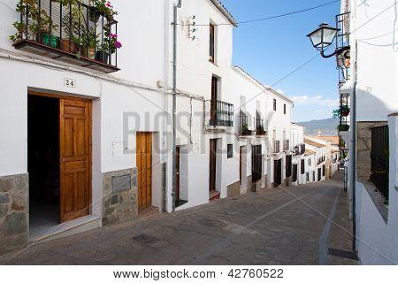 Zahara, Cadiz, Andalucia, Spain