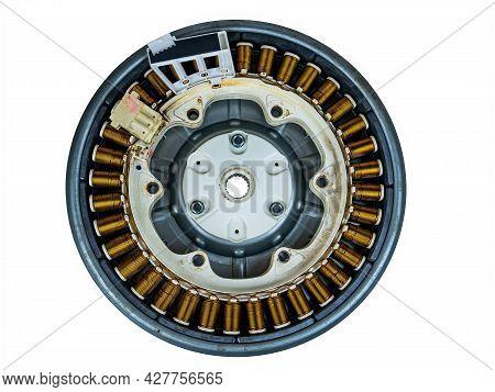 Electric Inverter Motor For Repairing Washing Machines.