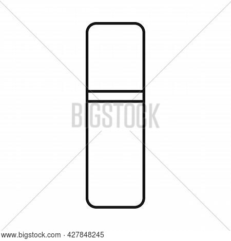 Vector Illustration Of Eraser And Rubber Symbol. Web Element Of Eraser And Erase Stock Symbol For We