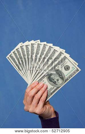 Holding The Cash
