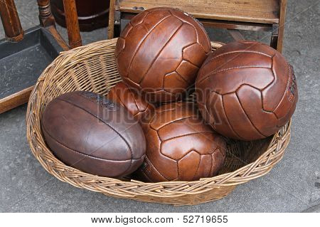 Leather Balls