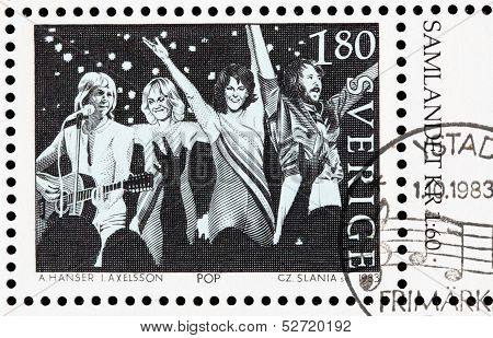 Abba Stamp