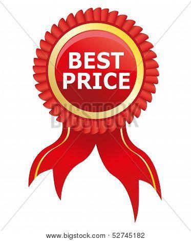 Berst price badge