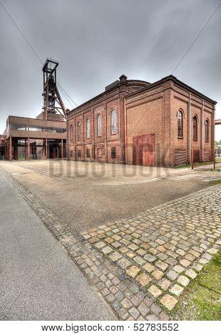 Deserted Mine Shaft