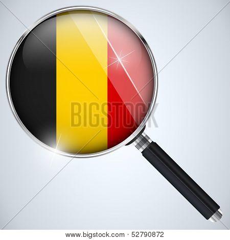 Nsa Usa Government Spy Program Country Belgium