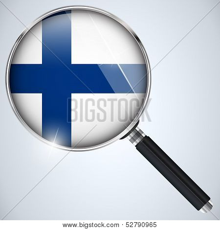 Nsa Usa Government Spy Program Country Finland