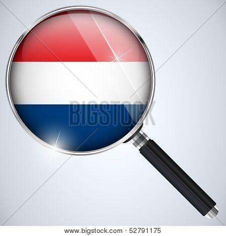 Nsa Usa Government Spy Program Country Netherlands