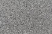 Close-up texture of gray urban asphalt road poster