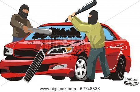 Auto Vandalism