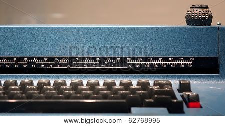 Old Ibm Selectric Typewriter