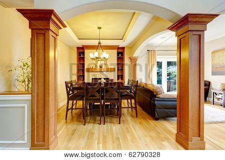 Luxury Home Interior.
