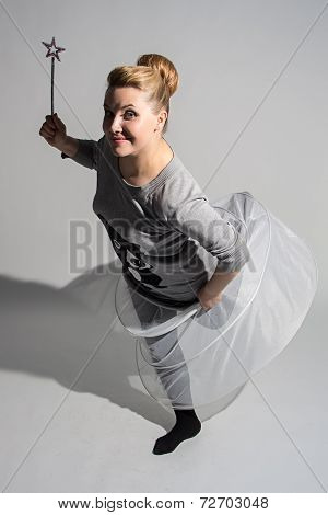 Photo of modern fairy