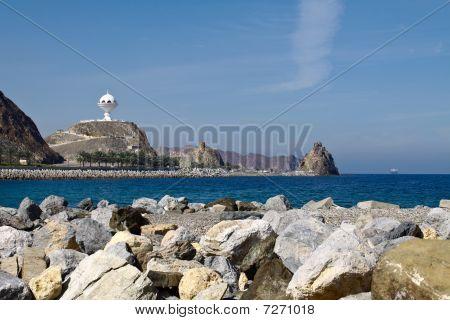 Oman-Essenz-Brenner-Denkmal