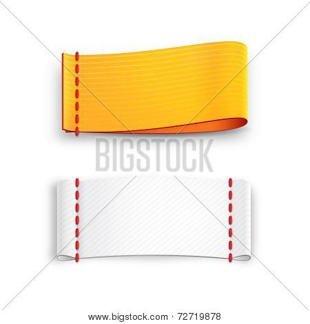 fabric labels
