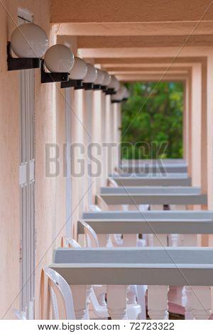 Balcony Row