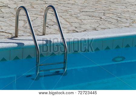 Swimming Pool Entrance