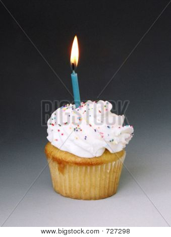 cupcake1candle