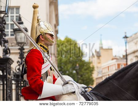 Queens Guardsman
