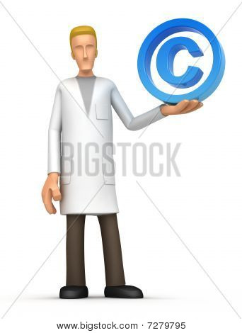 Doctor With Copyright