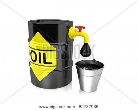 A Barrel Of Oil