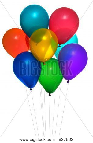 party baloons
