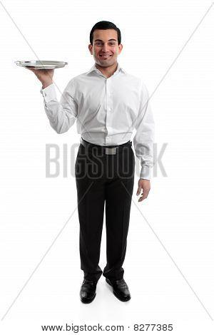Waiter Or Servant