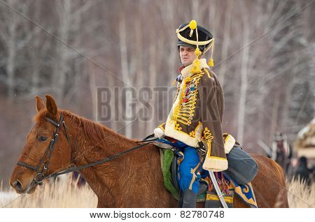 Riding Cavalry