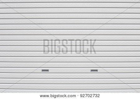 Metallic Roller Shutter Door