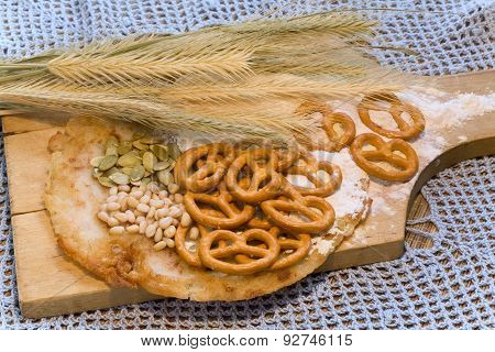 Wheat And Cracknel