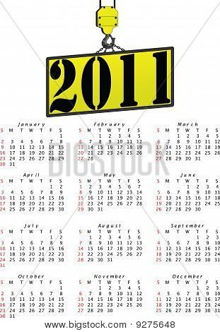 Crane 2011 Calendar
