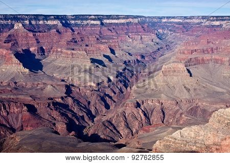 Depths of the Grand Canyon