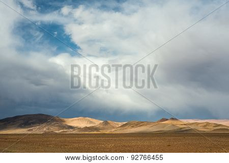 Northwest Argentina Desert Landscape