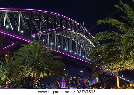 City Views At Milsons Point With Sydney Harbour Bridge