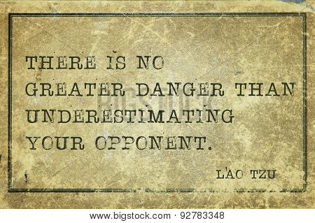 Underestimate Lt