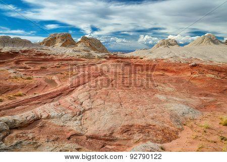 White Pocket area of Vermilion Cliffs National Monument, Arizona