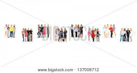 Achievement Idea Workforce Concept