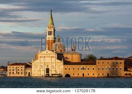 Church Of San Giorgio Maggiore, Venice, Italy