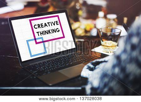 Creative Thinking Ideas Graphic Concept
