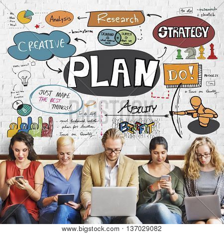 Plan Design Objective Operation Planning Solution Concept