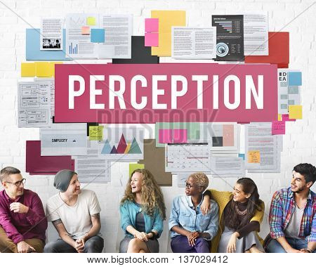 Perception Insight Awareness Seeing Vision Brain Concept