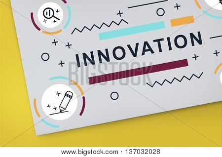 Innovation Creative Vision Ideas Graphic Concept