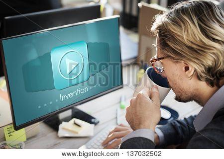 Invention Creative Design Ideas Modern Concept