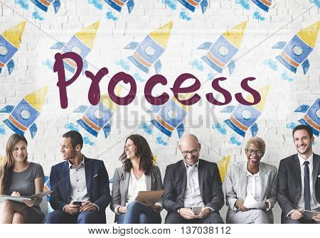 Process Method Organization Procedure Concept