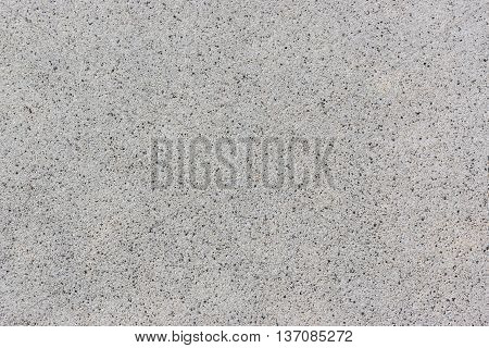 Texture Of Gravel Concrete Wall Background.