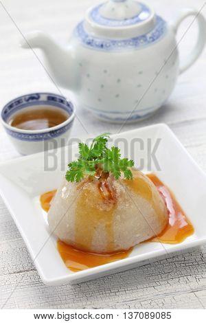 ba wan, taiwanese mega dumpling, street food