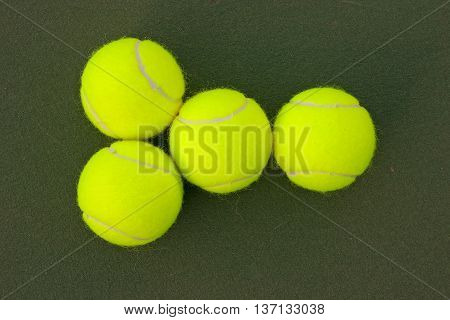 Yellow Tennis Balls - 11