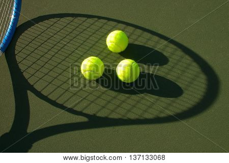 Yellow Tennis Balls - 8