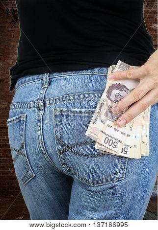 Money In My Pocket!